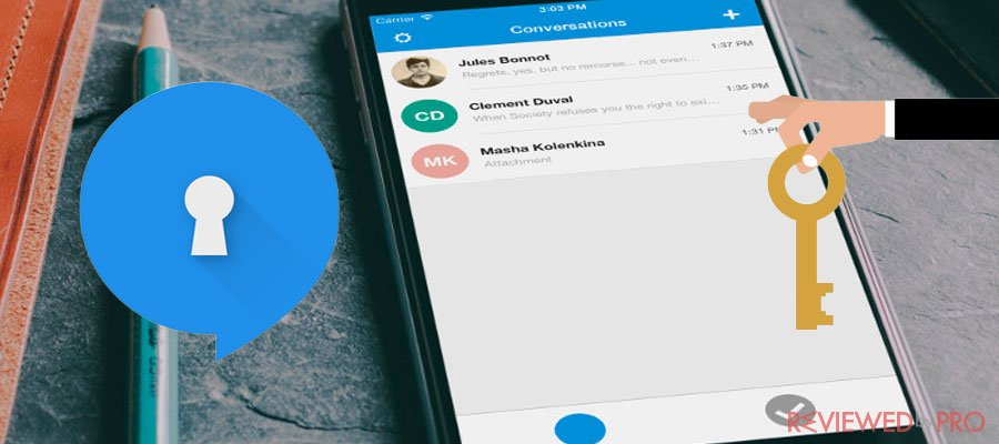 New privacy feature in Signal Private Messenger encrypts