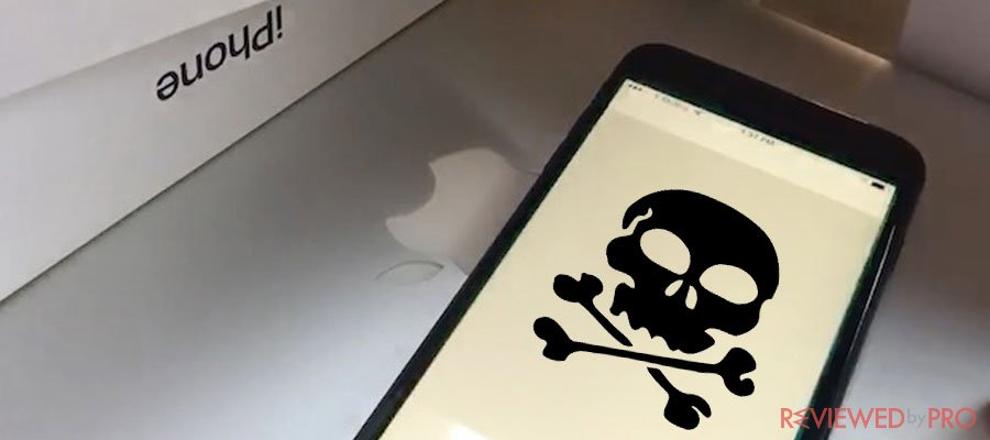 New Web Exploit is able to crash and restart iOS devices