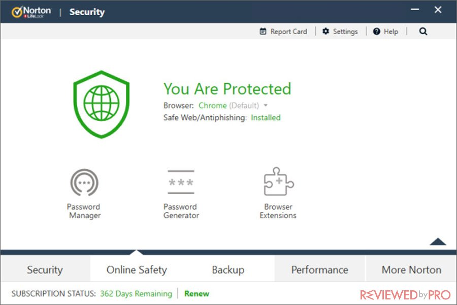 Norton Security Online Safety