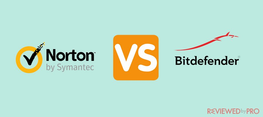 Bitdefender VS Norton (2019 update)