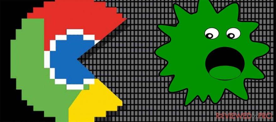 eset malware google