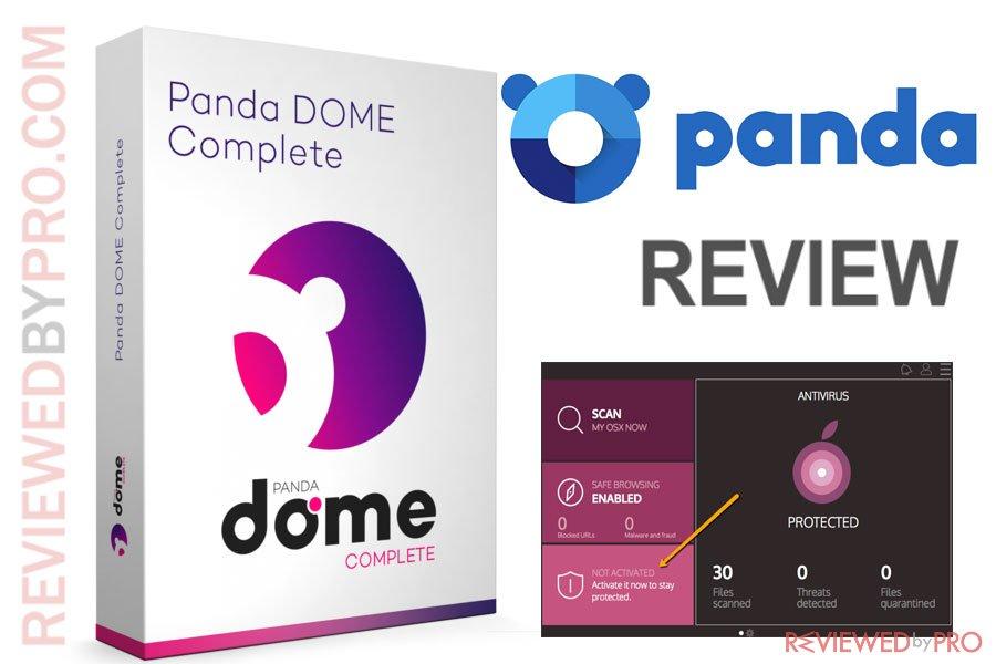 Panda Dome for Mac