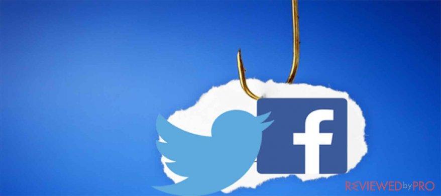 phishing social media