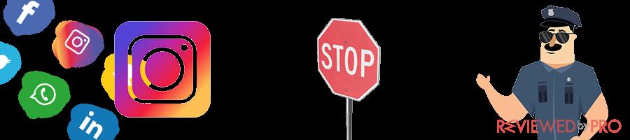 school is blocking instagram