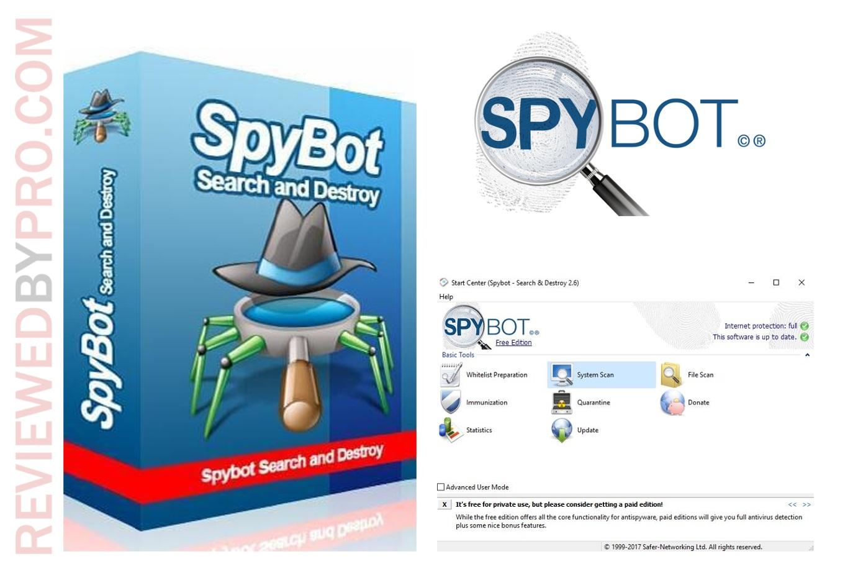 SpyBot AntiMalware