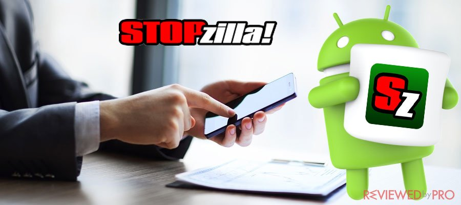 STOPzilla Mobile Security for Android