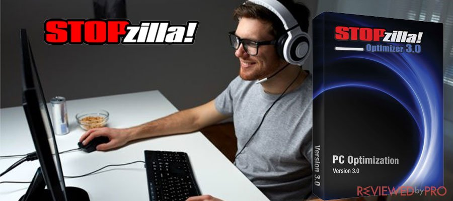 STOPzilla Optimizer Review