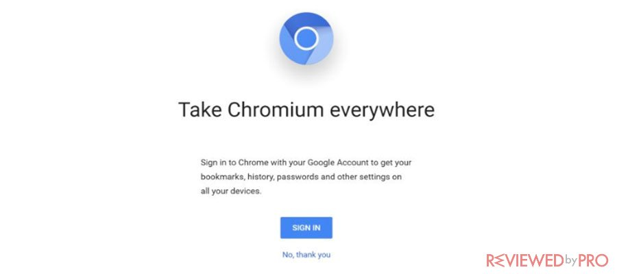 Take Chromium Everywhere