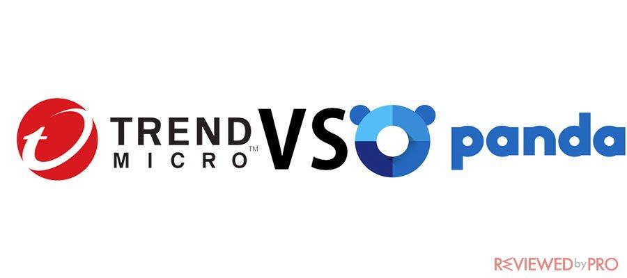 Trend Micro VS Panda