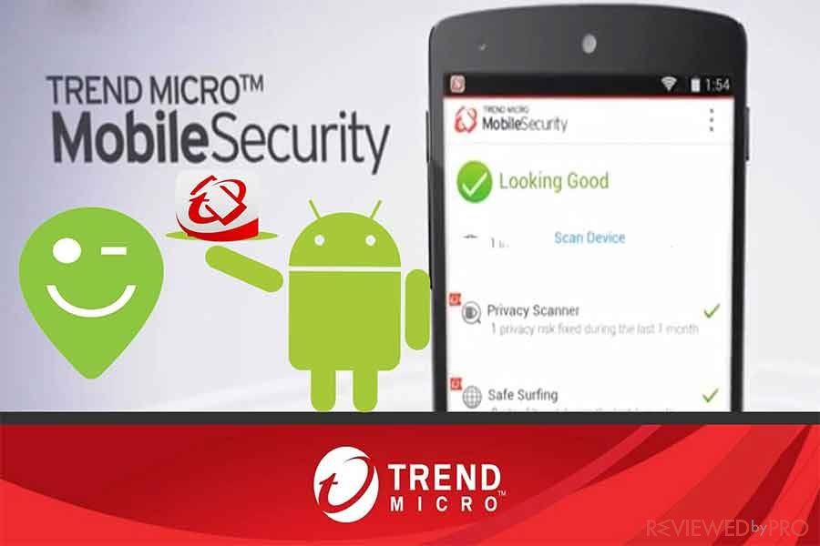 Trendmicro mobile