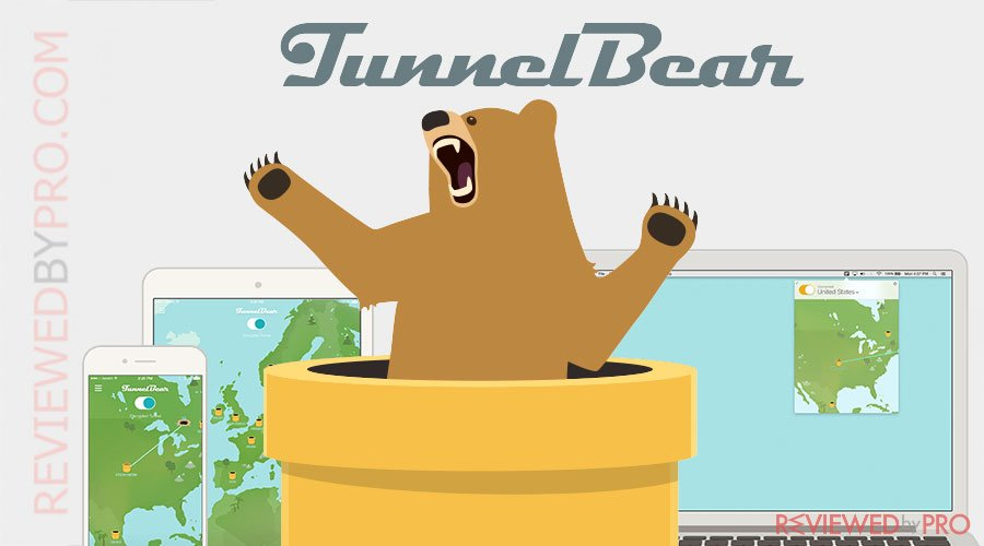 TunnelBear VPN Review