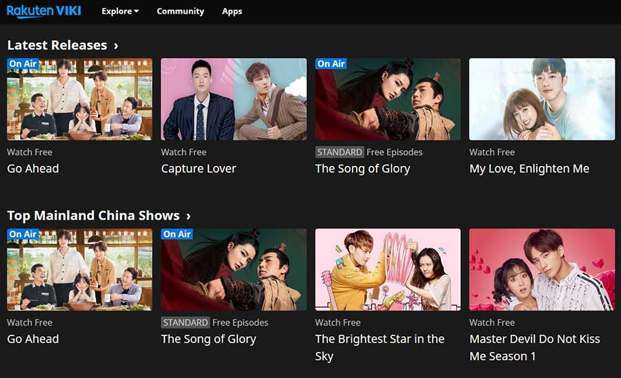 Is it safe to watch drama and shows on Kiss Asian?