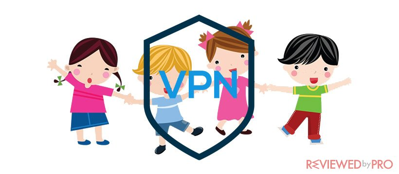 vpn for children