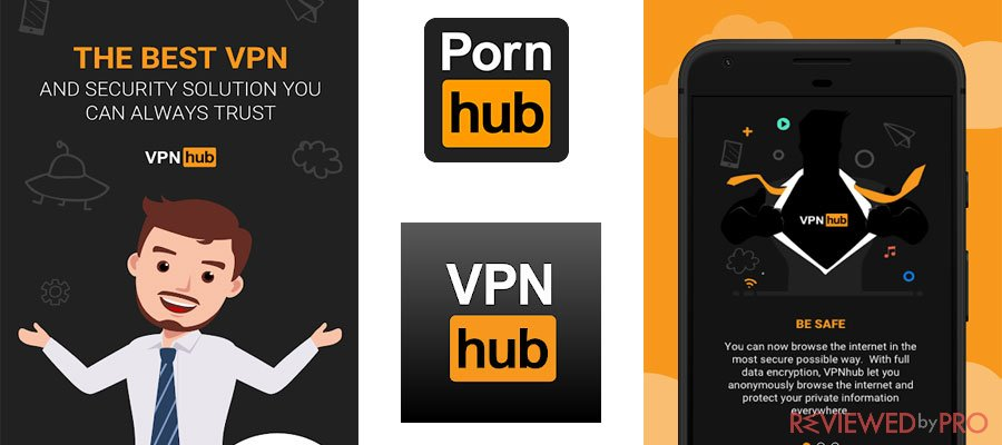 VPN hub by PornHub