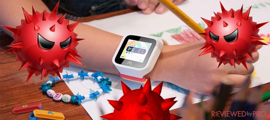 bugs in kids smartwatches