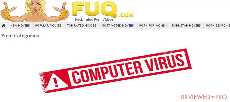 How to remove fuq.com virus toolbar?