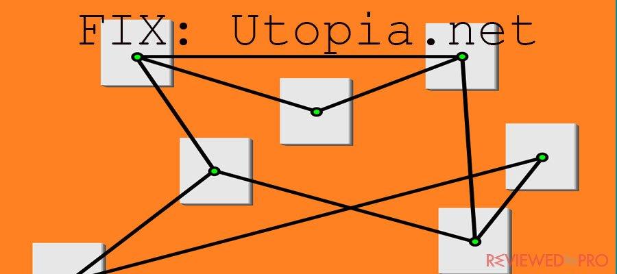 utopia.net malware