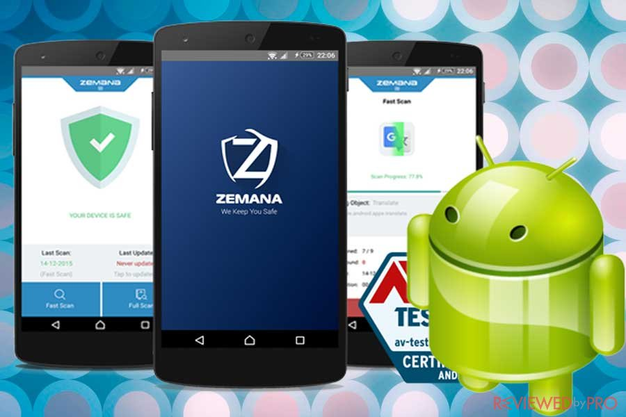 Zemana Mobile Android