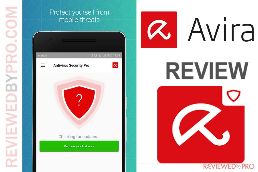 Avira Free Antivirus for Android Review
