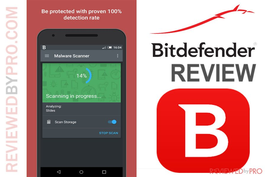Bitdefender Mobile security and antivirus for android review