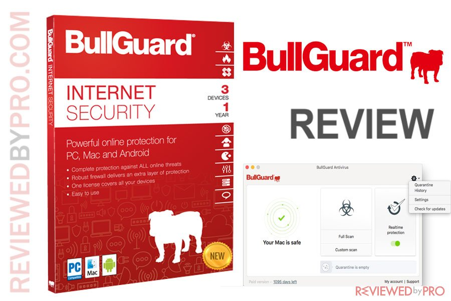 BullGuard Internet Security for Mac Review