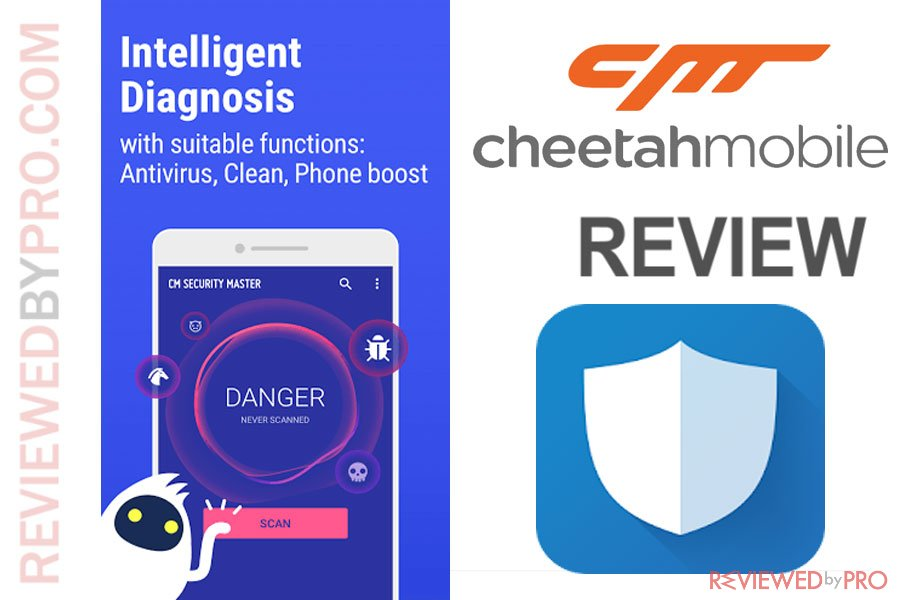 CM security master for android review