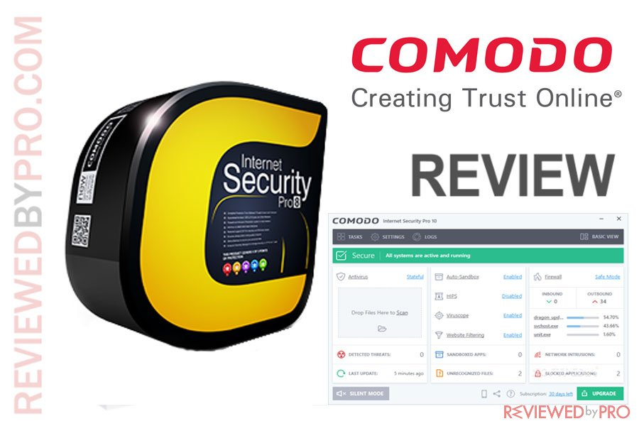 Comodo Internet Security Pro review
