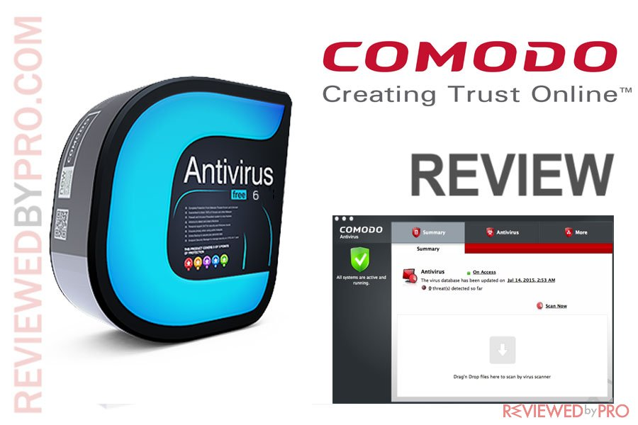 Comodo Antivirus for Mac Review
