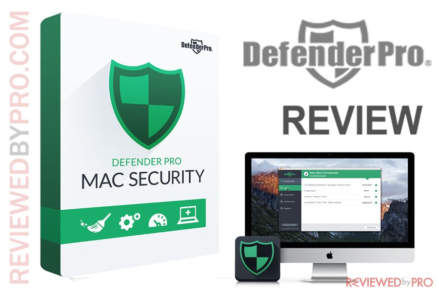 Defender Pro Security for Mac Review
