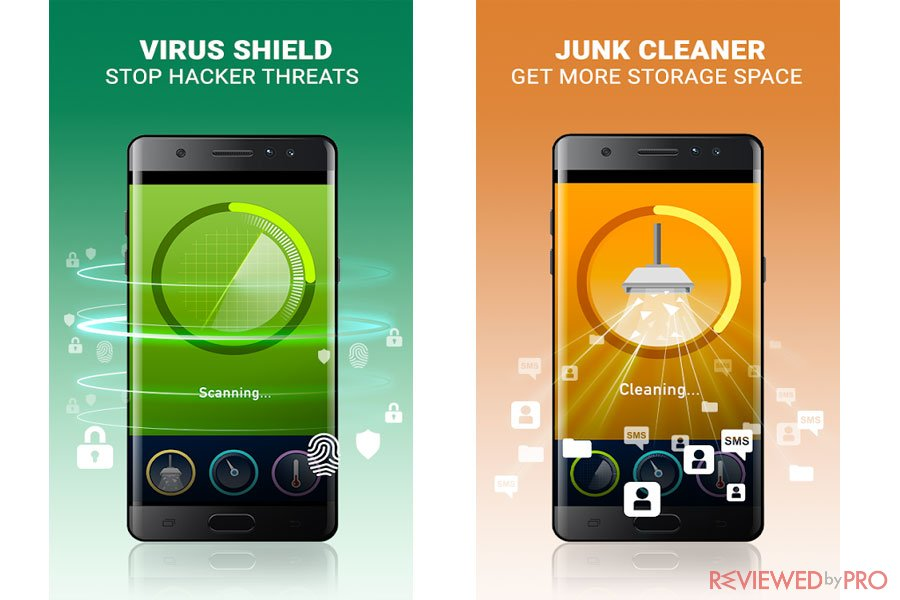 DFNDR Mobile security