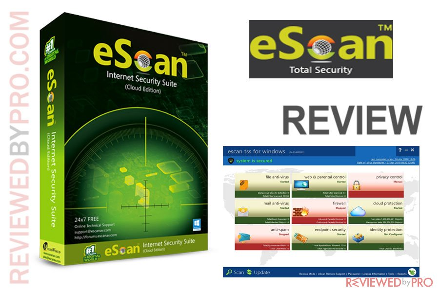 eScan Internet Security Suite Review
