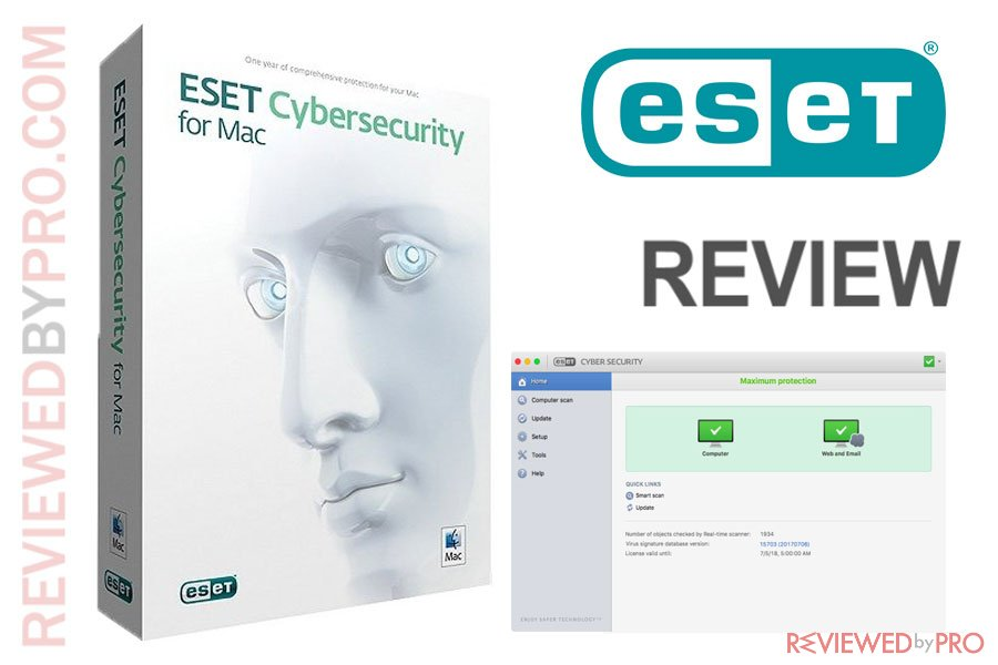 ESET Cyber Security for Mac review