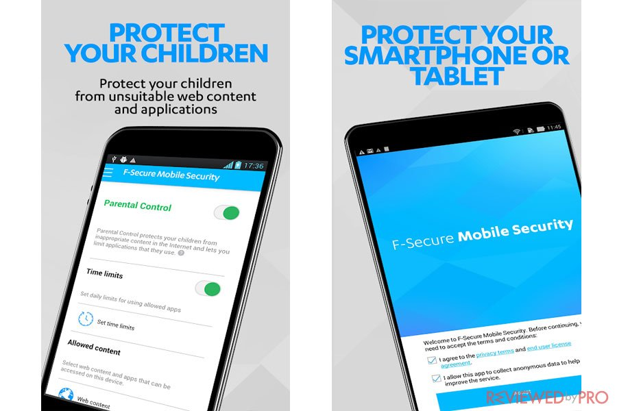 F-Secure Family Protection