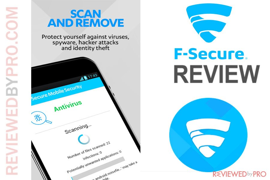 F-Secure Mobile Security for Android Review
