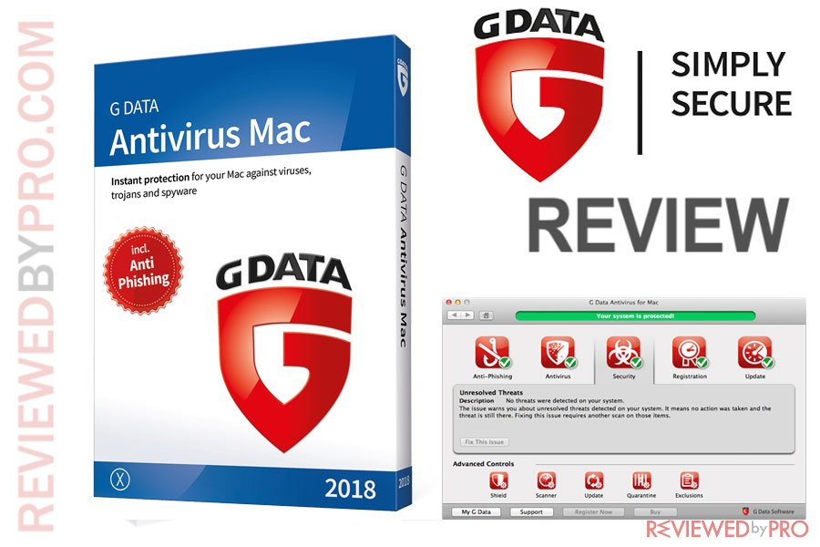 G DATA Antivirus for Mac Review