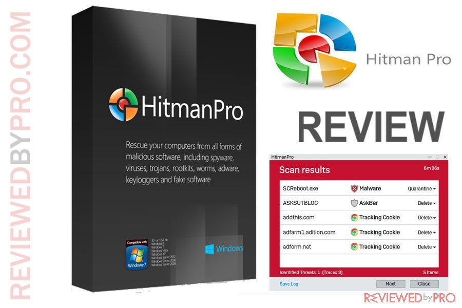 HitmanPro review