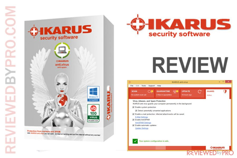 IKARUS anti.virus cs