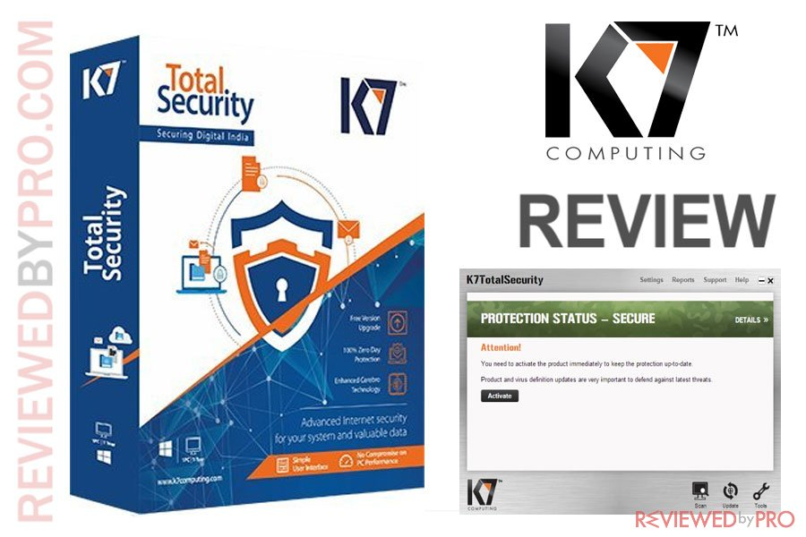 K7 Total Security Review