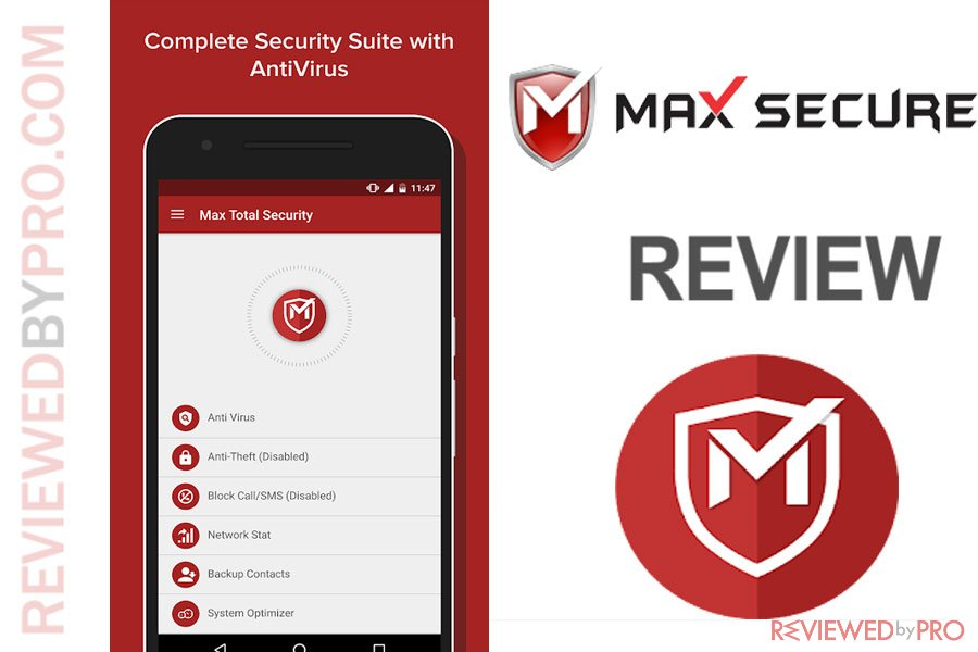 Max Mobi Secure: Max Total Security for Android