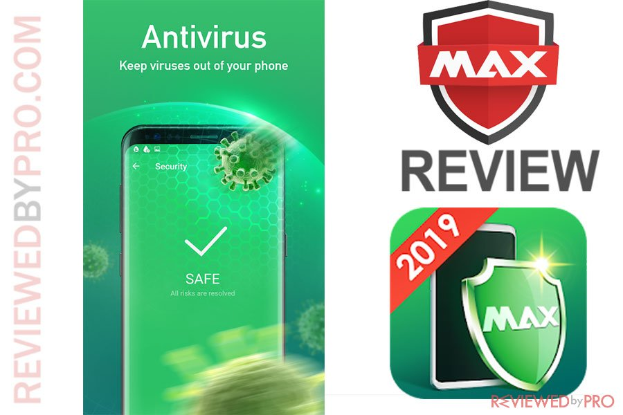 MAX Security: Phone Manager - Super Antivirus Cleaner for Android Review