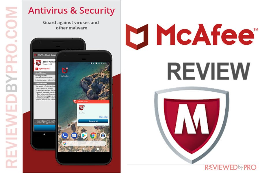 McAfee Mobile Security and Lock Review