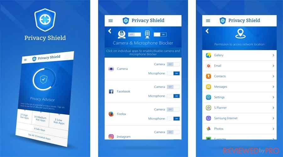 Mobile Privacy Shield