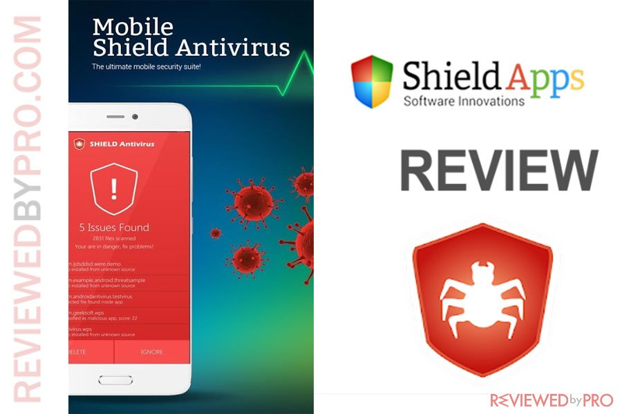 Mobile Shield Antivirus Review