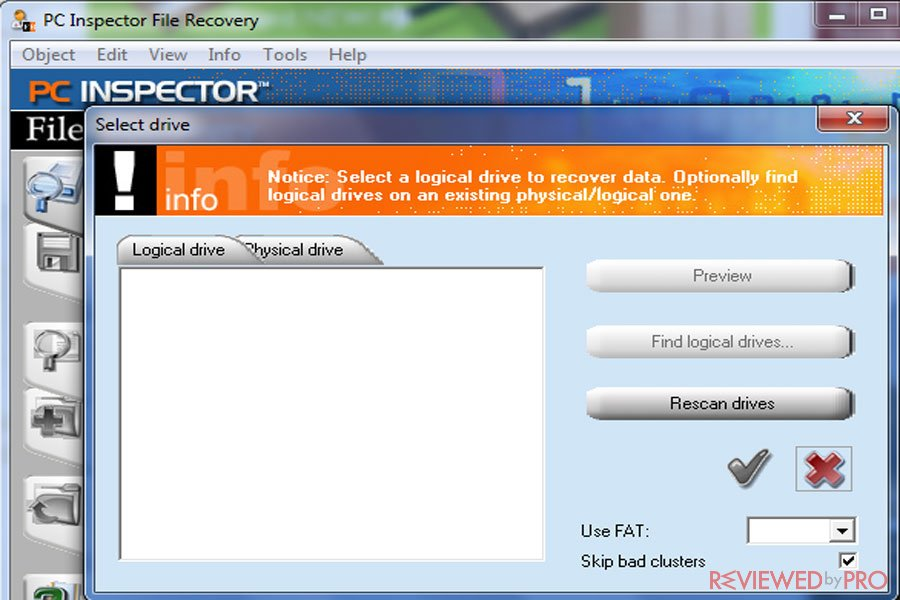 pci inspector file recovery download