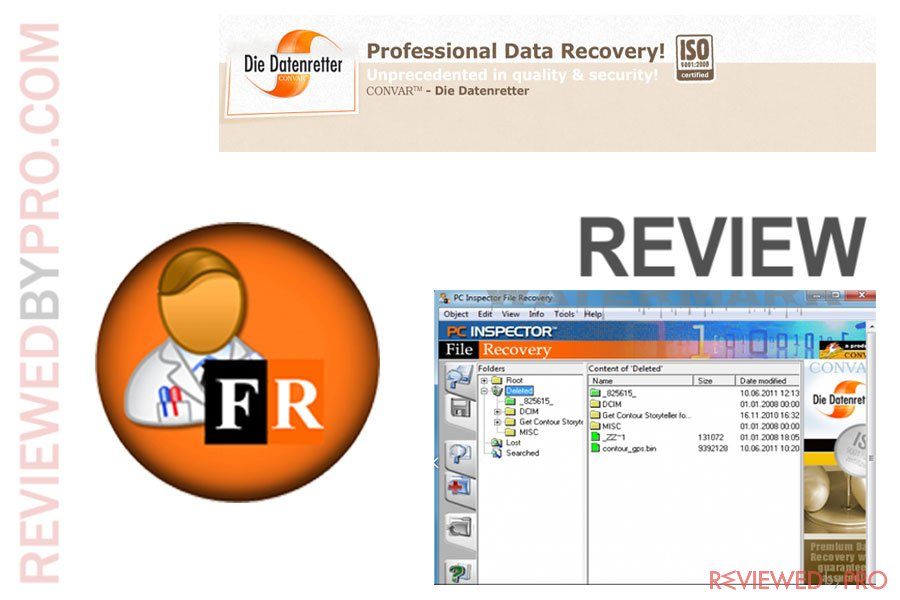 PC Inspector File Recovery Review