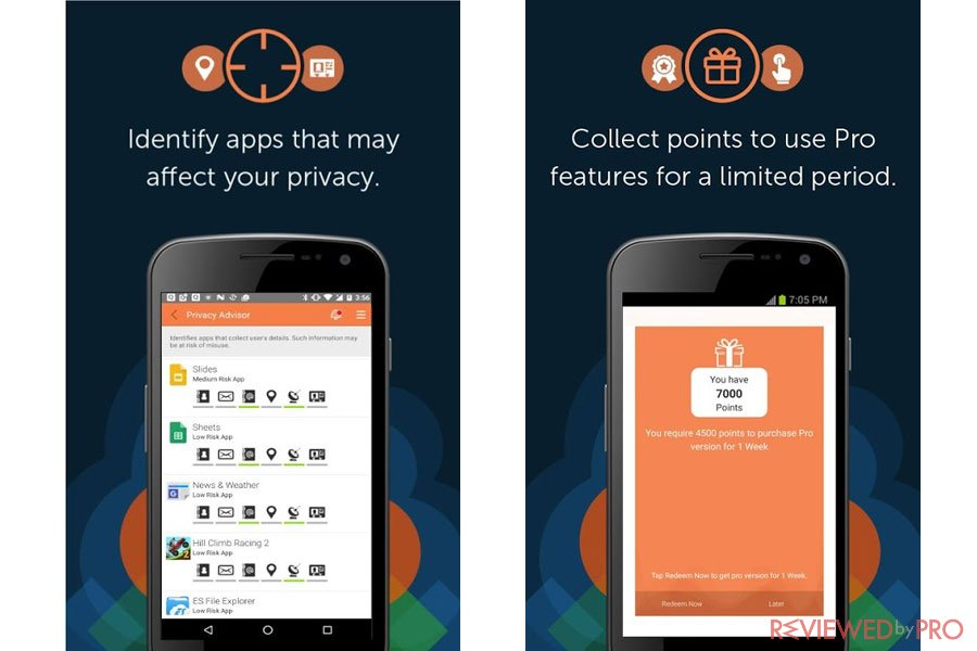 Quick Heal Mobile Security & Antivirus protection