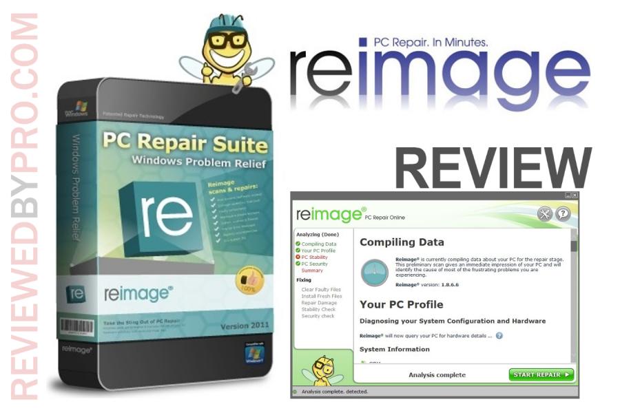 review of reimage repair