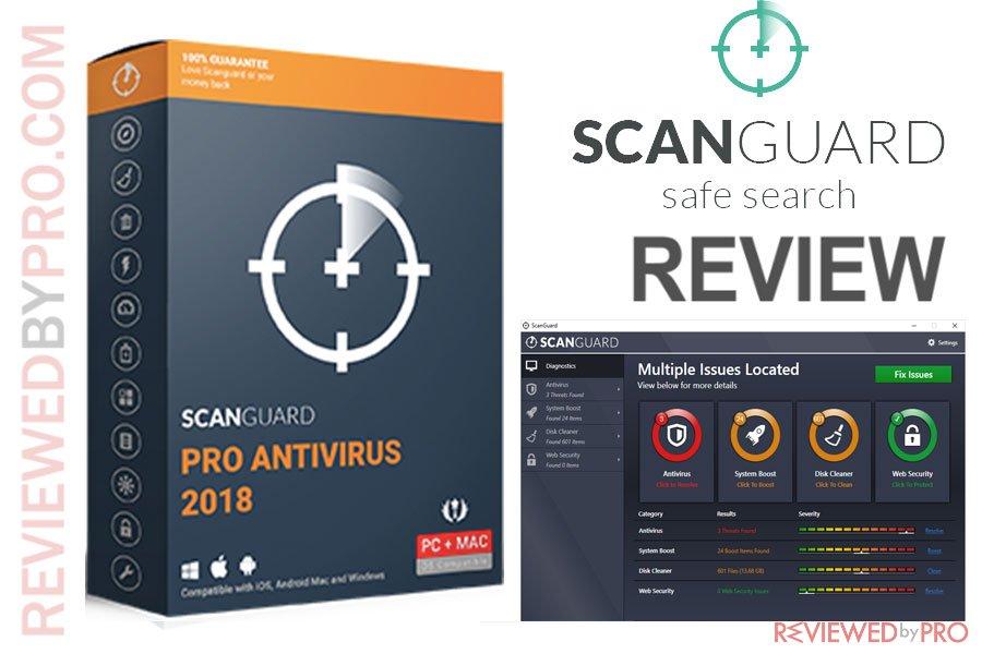 free scanguardtm scan