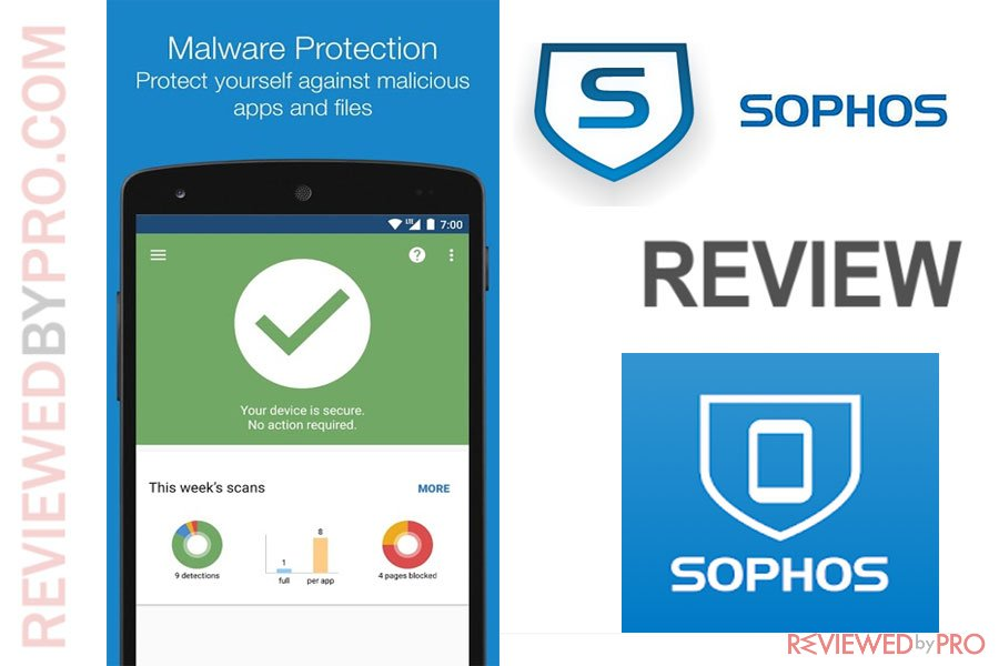 Sophos Mobile Security for Android Review