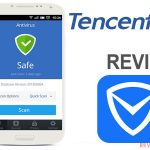 Tencent WeSecure for Android review